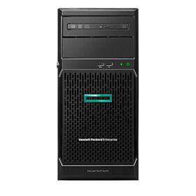 HPE ProLiant ML30 Gen10 E-2124 1P 8GB-U S100i 4LFF NHP 350W PS Entry Server | P06781-425
