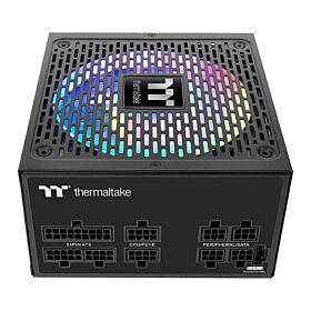 Thermaltake Toughpower GF1 ARGB 750 Watts 80 Plus Gold Full Modular Power Supply | PS-TPD-0750F3FAGK-1
