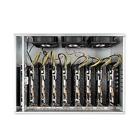 RTX 3080 Mining Rig Non Lhr 2vga cards 200 MH/s