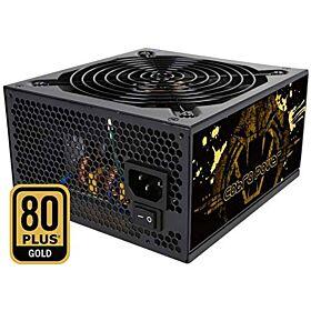 Raidmax RX-800AE-B 800W 80 Plus Gold Certified Full Modular Power Supply | RX-800AE-B