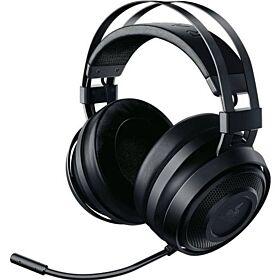 Razer Nari Essential Wireless Bluetooth Gaming Headset Works with PC, PS4, Xbox One, HyperSense Technology, THX Spatial Audio 360 Degree & RGB Chroma   RZ04-02690100-R3M1