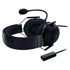 Razer Blackshark V2 MultiPlatform Wired Gaming Headset  + USB Sound Card | RZ04-03230100-R3M1