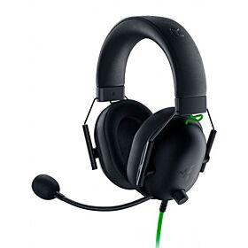 Razer BlackShark V2 X 7.1 Surround Sound Capable Gaming Headset for PC, PS4, Nintendo Switch - Classic Black | RZ04-03240100-R3M1