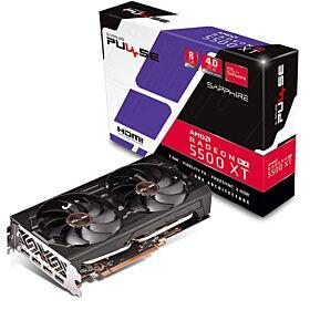 Saphire Pulse Radeon RX 5500 XT 8G GDDR6 128-Bit Graphics Card | 11295-01-20G