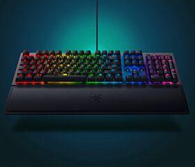 Razer BlackWidow V3 RGB Mechanical Gaming Keyboard - Green Switch