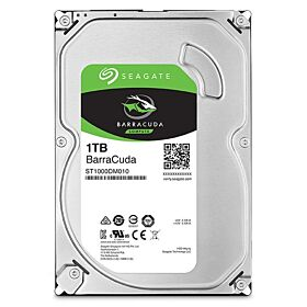 Seagate 1TB BarraCuda SATA III 3.5-inch Internal HDD | ST1000DMA10