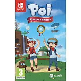 Poi Explorer Edition by Alliance Digital Media for Nintendo Switch