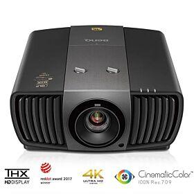 BenQ Pro Cinema Projector with 4K UHD - THX Certified - 100% Rec.709 - Black | W11000