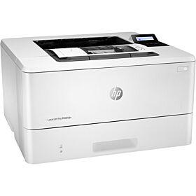 HP M404dn LaserJet Pro Duplex Network Monochrome Printer - White | W1A53A