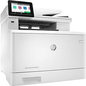 HP M479FDN Color LaserJet Pro Multifunction Printer - White | W1A79A