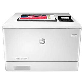 HP M454DN Color LaserJet Pro  Duplex Network Printer - White | W1Y44A