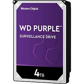 WD Purple 4TB Surveillance 5400 RPM Hard Disk Drive 64MB Cache 3.5-Inch | WD40PURZ