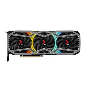 PNY GeForce RTX 3070 8GB XLR8 Gaming REVEL EPIC-X RGB Triple Fan Edition Graphic Card |VCG30708TFXPPB