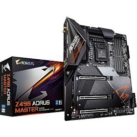 Gigabyte Z490 Aorus Master LGA 1200 ATX Motherboard